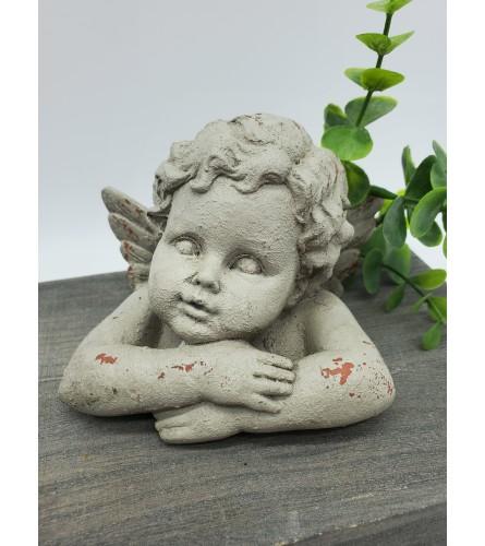 Resting Angel Sympathy Stone