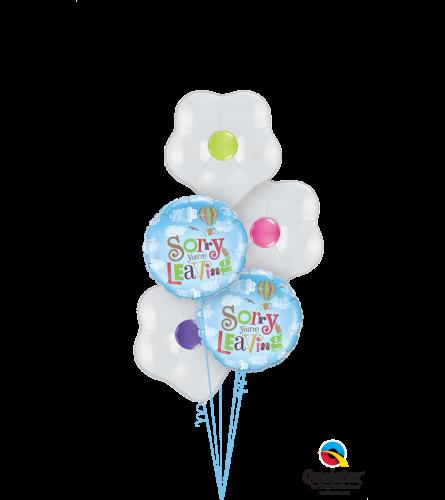 Don't Be A Stranger Blossom Balloon Bouquet