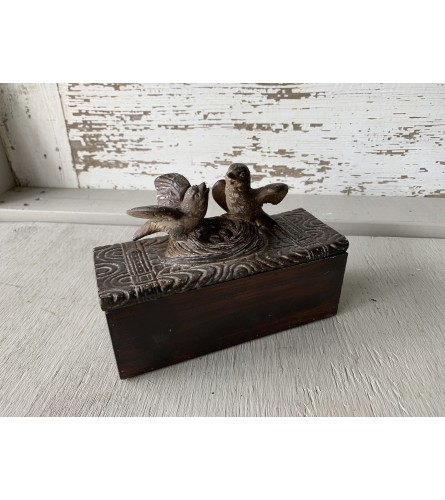Nesting Birds Box