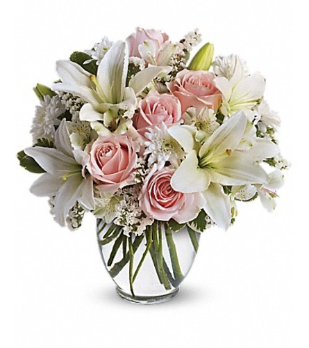 Arrive in Style - Teleflora at Bow River Flower Atelier