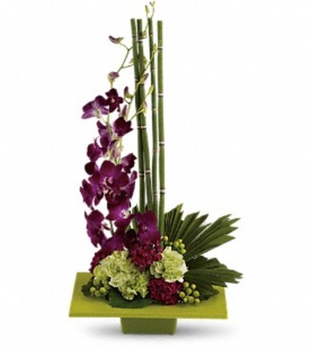 Floral Art by Teleflora at Bow River Flower Atelier
