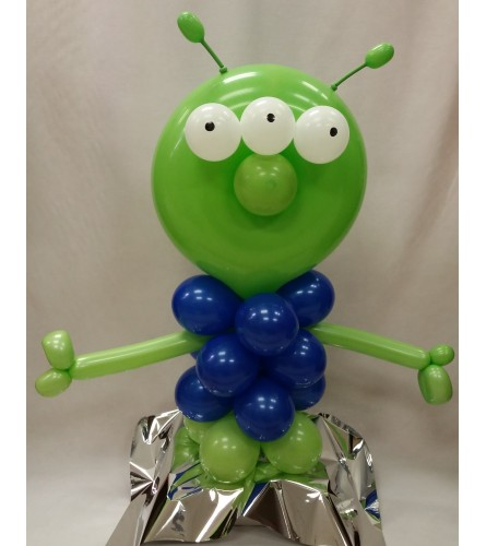 Alien Balloon Buddy