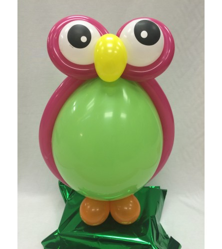 Owl Balloon Buddy