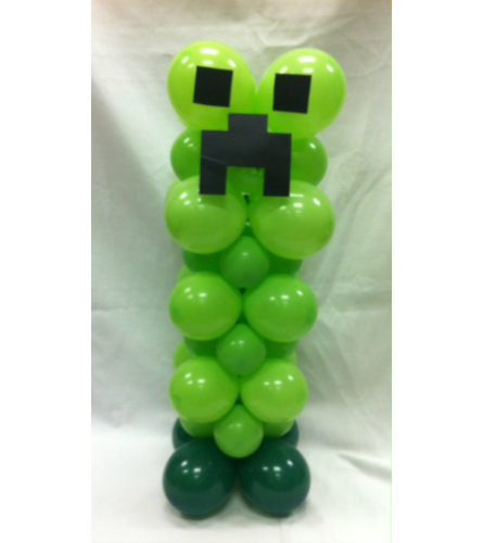 Creeper Balloon Buddy