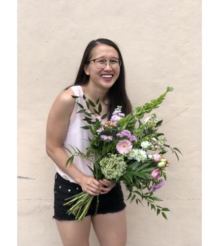 July Masterpiece: Jennifer Lee