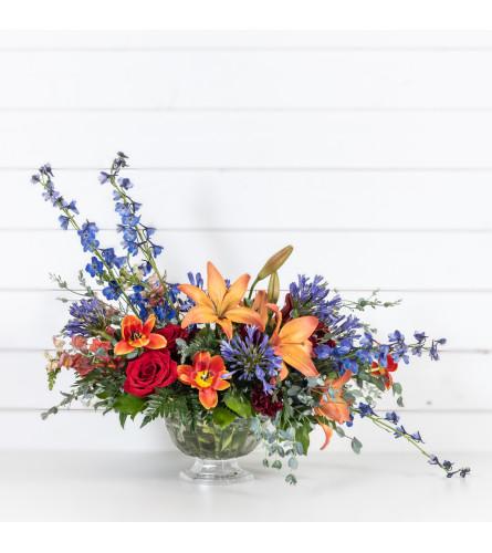 Field of Flowers by Bow River Flower Atelier