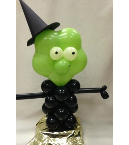 Witch Balloon Buddy