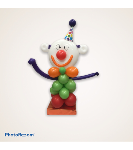 Clown Balloon Buddy