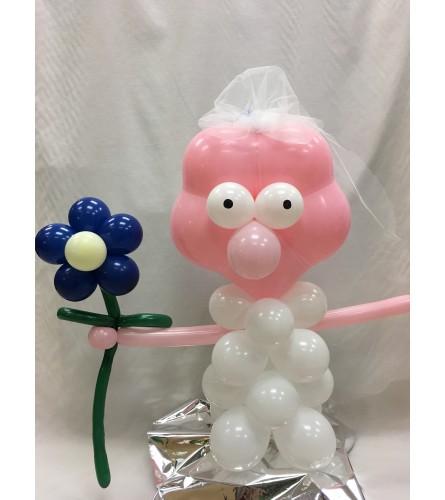 Bride Balloon Buddy