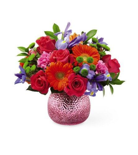 FTD Life of the Party Bouquet at Bow River Flower Atelier
