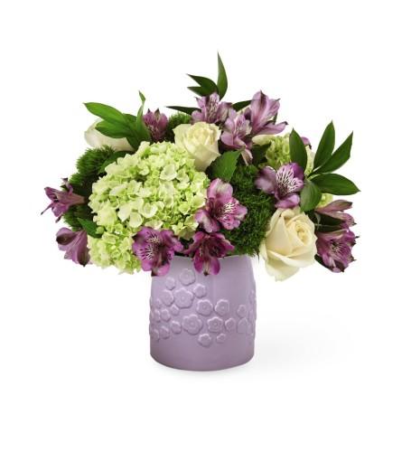 FTD Lavender Bliss Bouquet at Bow River Flower Atelier