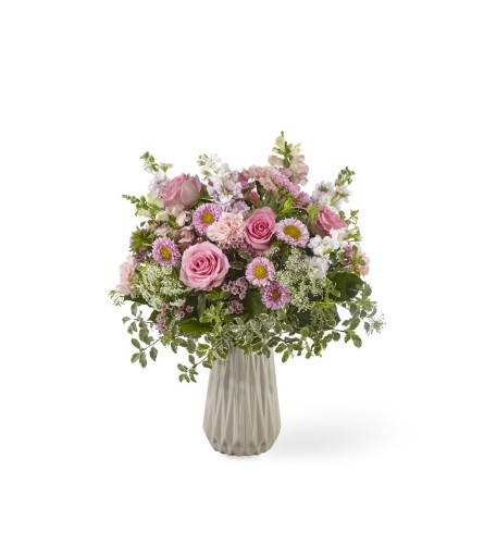Lovely Elegance Bouquet from FTD at Bow River Flower Atelier