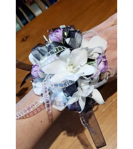 Ocean View Corsage