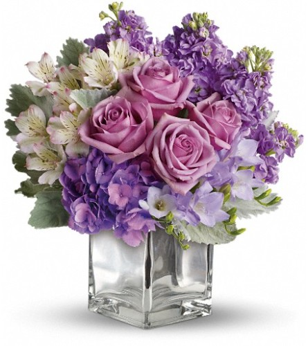 Sweet As Sugar By Teleflora at Bow River Flower Atelier
