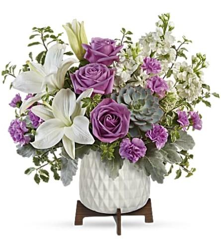 Teleflora's Garden Oasis Bouquet at Bow River Flower Atelier