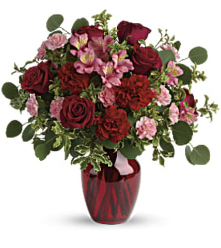 Blooming Belles Bouquet from Teleflora at Bow River Flower Atelie