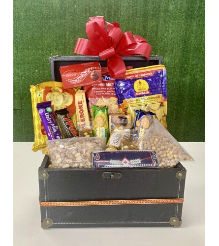 Rahki Gift Basket for Brothers