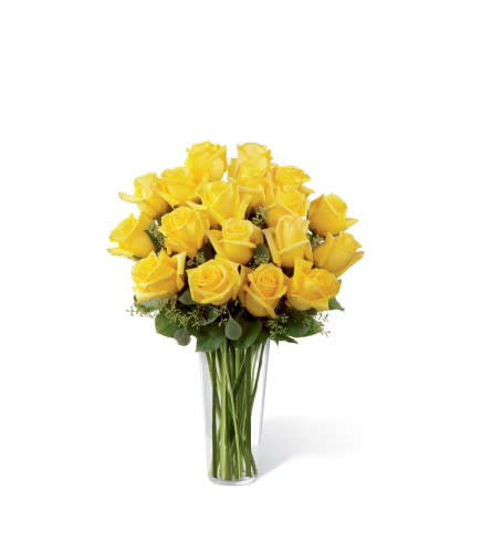 The FTD® Special Yellow Rose Bouquet