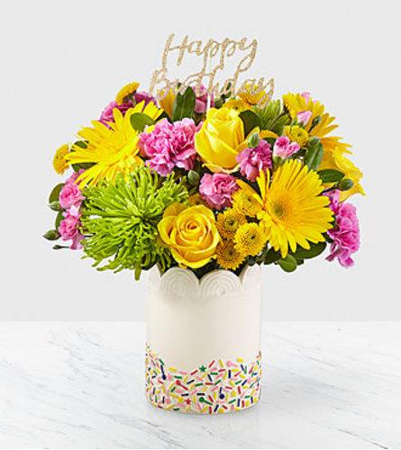 FTD Birthday Sprinkles Flowers