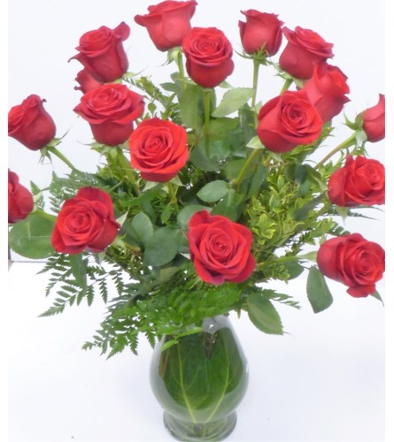 Always Love - Romantic Red Roses