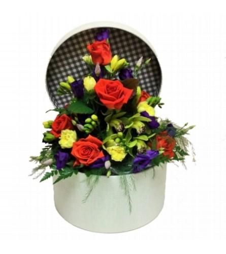 Vibrant Blooms Box
