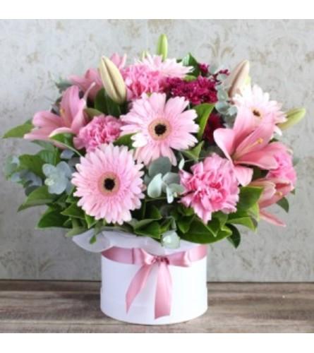 Pretty In Pinks Box