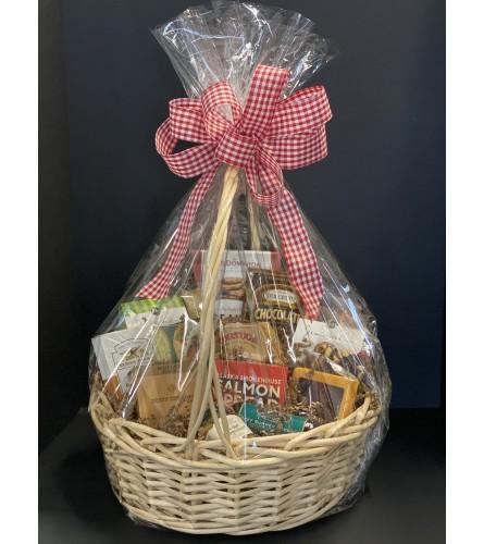 Gourmet Snack Basket