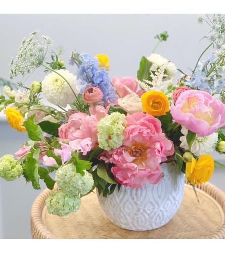 Botanique Signature Bouquet- Idyllic Summer