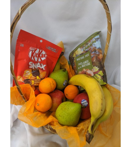 Sweet and Healthy Basket