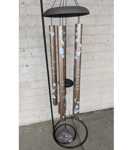 "44"" In Memory Wind Chime"