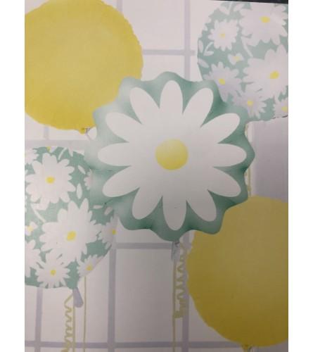 Balloon Bouquet Daisy