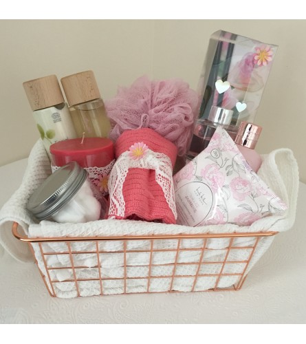 Facial Gift Basket