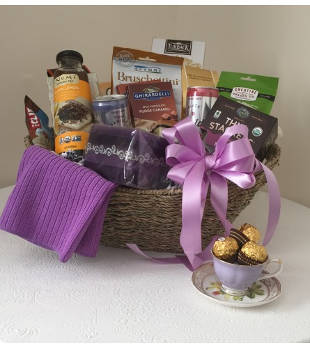 Dreaming  Gift Basket
