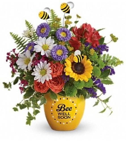 Bee Well Garden of Wellness