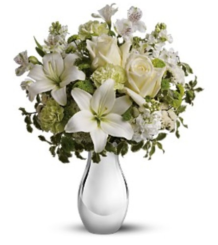 Silver Reflections Bouquet