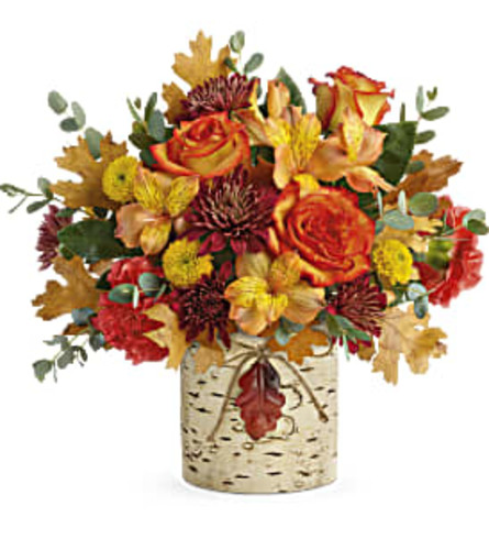 Autumn Colours Arrangement