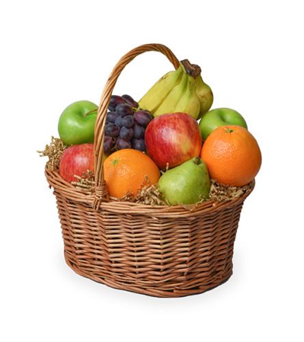 Ellington's Classic Fruit Basket