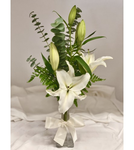 Small Lily Vase