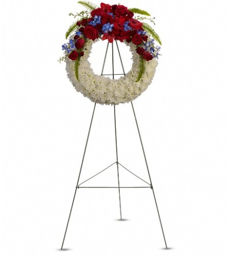 Reflections of Glory Wreath by TF