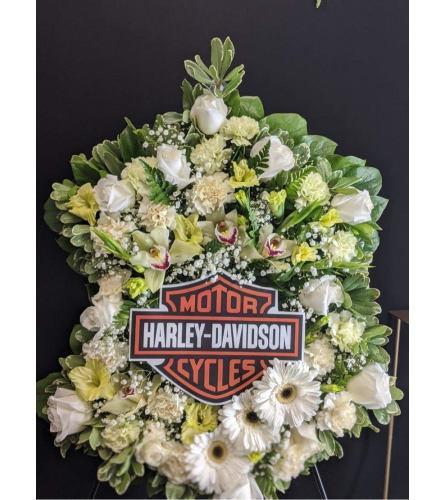 Harley Davidson Custom Piece