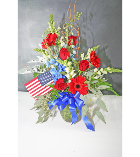 PATRIOTIC ARRANGEMENT