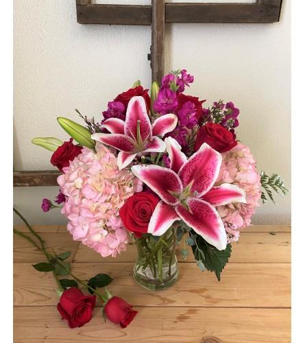 Everlasting Love Blooms