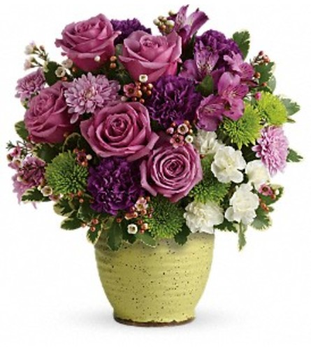 THE SPRING SPECKLE BOUQUET