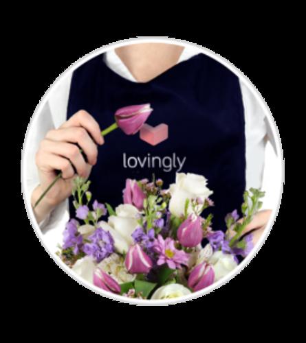 Florist's Choice Sympathy Arrangement