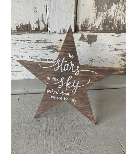 Christmas Star Sign