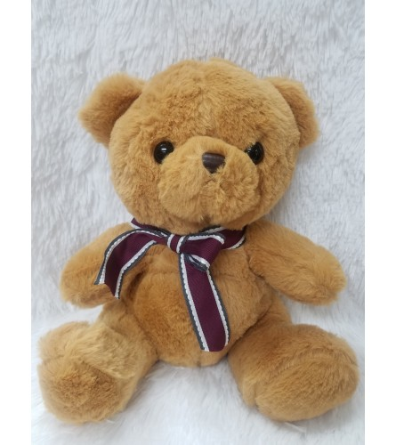Teddy Glamour In Brown