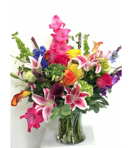 The Bright & Cheery Bouquet