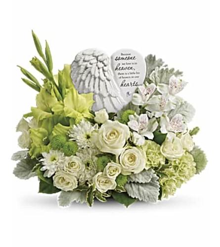 Hearts In Heaven Bouquet by Teleflora