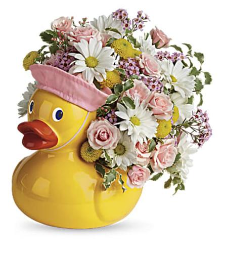 Sweet Little Ducky Bouquet