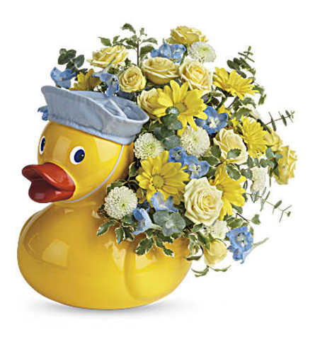 The Lucky Ducky Bouquet
